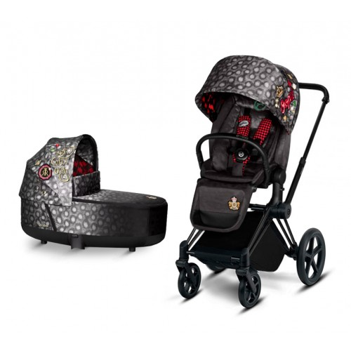 Коляска 2в1 Cybex Priam Rebellious 2019