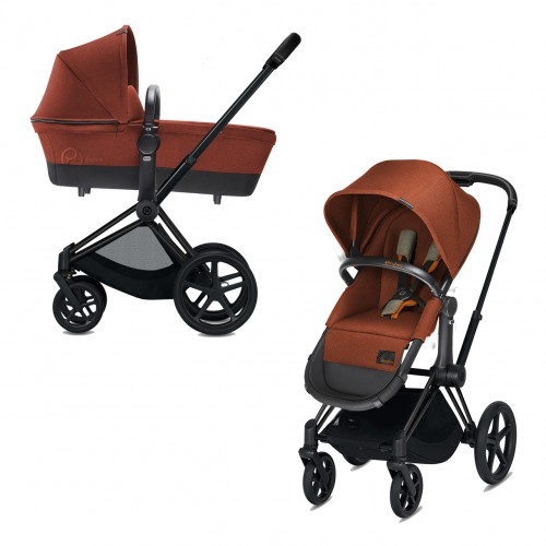 Коляска 2в1 Cybex Priam III Light