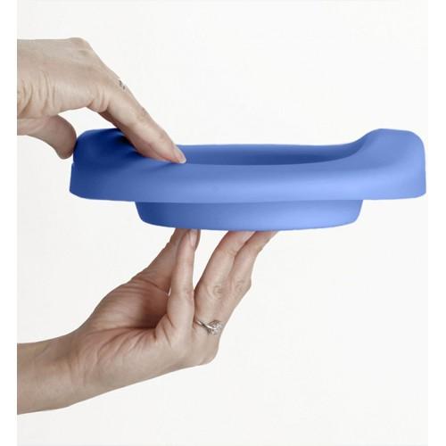 Складная силиконовая вставка для горшка Potette Plus